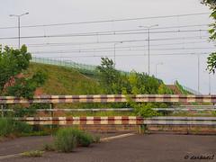 Viaduct - Deblin, Poland (darkadi1) Tags: poland olympus viaduct wiadukt dblin mzuiko epl6