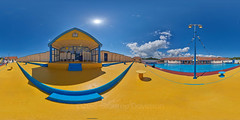 Stonehaven Open Air Pool Photosphere 26-06-2016c (G Davidson) Tags: uk swimming scotland aberdeenshire heated stonehaven 2016 outdoorpool openairpool