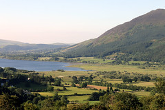 Bassenthwaite Lake (Cumberland Patriot) Tags: park blue england sky mountain lake mountains english water river landscape view district derwent hill lakes hills national valley cumbria fells vista range fell cumberland skiddaw dodd cumbrian bassenthwaite
