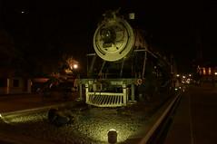 Crnica de una foto anunciada (....:::**PaO**:::....) Tags: tren foto photo train mexico urban photography nigh light aguascalientes