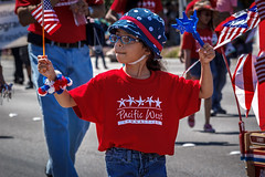 (Abel AP) Tags: people 4thofjuly parade fremont americanholiday usa america california