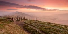 Great Ridge (JamesPicture) Tags: england sunrise landscape photography unitedkingdom district derbyshire great peak ridge edale mamtor jamespictures