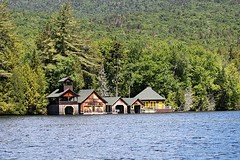 Five Camp Buildings Along Lake Placid 001 (Chrisser) Tags: trees mountains mountain lakes lake water camps camp nature lakeplacid newyorkstate usa canoneosrebelt1i canonefs60mmf28macrousmprimelens outsidecanada travel lens00025 digital