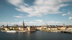 stockholm cityscape 2016 (www.carbonat380.de) Tags: 1235mm 28 cityscape europe gx7 hd haida lumix mft microfourthirds nd1000 nd64 nd8 ndfilters panasonic x architecture buildings city clouds gamla longexposure outlook panorama sightseeing sky skyline stan stockholm sweden travel travelphotography urban view wideview