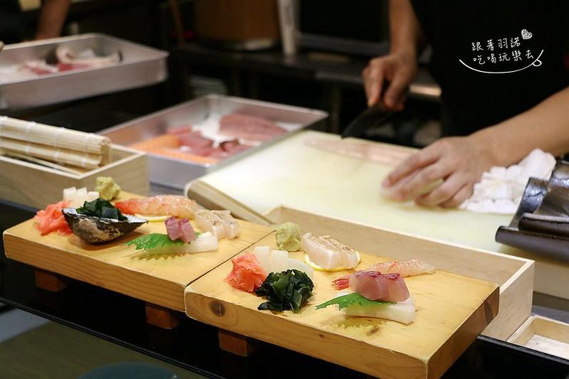 行天宮日本料理無菜單御代櫻 寿司割烹041