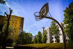 Clarenberg / Dortmund (FrstLife) Tags: summer sun basketball fotografie hood ruhrgebiet dortmund ruhrpott photografie clarenberg fuerstlife
