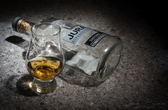 (Lux Lab) Tags: jura single whisky heel scotch superstition malt dram