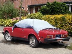 Fiat 124 Sport Spider 1800 US 1977 nr1973 (a.k.a. Ardy) Tags: softtop 07ya50