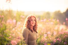Golden hour beauty! (Fardo.D) Tags: golden hour sunshine girl senior sweet sixteen teenager beauty redhead curls photography ginger