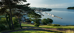 Mount Wise Park (@rdownerphoto) Tags: mount wise park devonport plymouth royal william yard tamar lynher nikon d800 35mm pc stitched panoramic