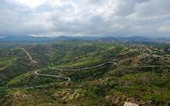 Cyprus 7 (orientalizing) Tags: clouds cyprus desktop featured landscape northerncoast northerncyprus turkishoccupiednortherncyprus turkishoccupiedcyprus vouni windingroads