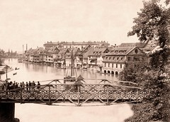 Bamberg (CardCollector & HobbyPhotographer) Tags: albumen print germany bamberg realphoto vintagephoto sepiatone
