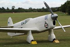 Mew Gull G-AEXF (MUSTANG_P51) Tags: mew gull gaexf oldwarden shuttleworth