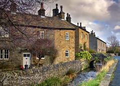 Downham Village (Jason Connolly) Tags: downham lancashire nwengland england photomatix photomatixpro hdr hdrimage