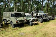 DSC_3207 (2) (Kopie) (azu250) Tags: ravels belgie weelde 3e oldtimerbeurs car truck tractor classic steyr puch jeep reo