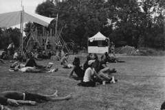 Numeriser29NB (leFloChat) Tags: countryside bw blackandwhite canon ae1 canonae1 germany allemagne festival sacredground sacredgroundfestival ryx crowd argentique analog film