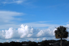 Those Lazy Ol' Clouds (cannalilylady) Tags: september florida windowview allrightsreserved donotcopydownloadprintalteroruseinanywaywithoutpermission