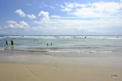 Surf's up in Kuta (A. Wee) Tags: kuta bali  beach  indonesia