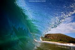IMG_3336 copy (Aaron Lynton) Tags: big beach lyntonproductions shorebreak wave barrel 580exii flash canon 7d hawaii paradise waves surf surfing spl sigma maui makena