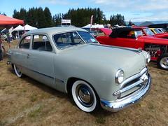 1949 Ford (bballchico) Tags: 1949 ford custom jimtriezenberg carshow 206 washingtonstate arlingtonwashington