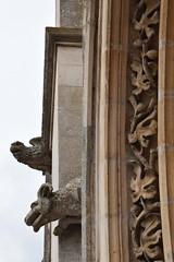 Expulsion des dmons (bonnaudthomas) Tags: gargouille gargoyle sculpture glise church niort