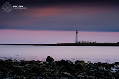 Barns Ness Lighthouse, East Lothian (MacLeanPhotographic) Tags: barnsness beach fujifilm landscape reflection clouds colours water xt2 xf100400mm leebigstopper lee09ndgrad leefilters