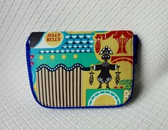 Handmade Wallet: Fishing (OrangeZoo) Tags: handmade accessory wallet lesportsac
