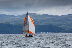Downwind (Pete GB) Tags: boattypes lochshuna petebrenz2016 sailing sailevents sailingplaces satisfaction yachts scotland