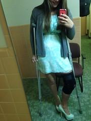 Highheels on crutches (abi111) Tags: