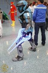 Comikaze 2014 (V Threepio) Tags: costume cosplay posing dressup halo comicconvention geekculture comikaze2014