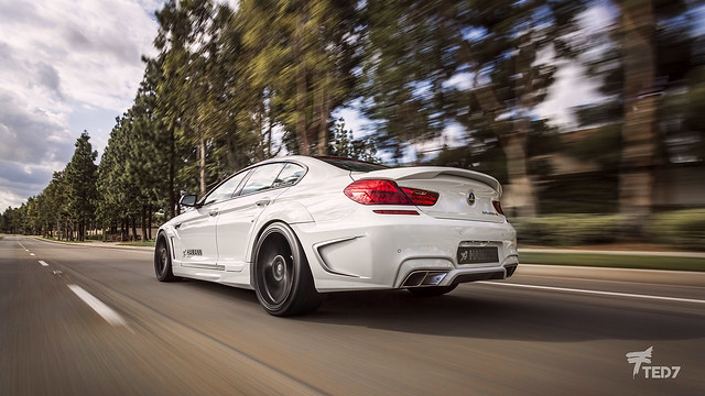 bmw m6 hamann f06 ted7 automotivephotography rollingshot grancoupe