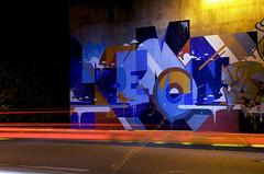 HighWay: »Bridge-Demon« – Night-Pieces BXLIV - 1897x (Jupiter-JPTR) Tags: germany graffiti essen highway demon nightshots nightvisions ruhrarea jptr streetworks bridgeworks nightbridges nightpieces lightvisions esarea