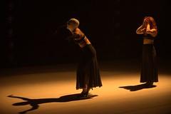 "Dance - Danse - ""Les femmes de la Lune Rouge "" (eburriel) Tags: show woman moon canada japan lune dance mujer women artist dancing quebec femme performance danse annie mysterious frau sonia qc stpierre vrouw arielle josue 2014 warnke  gagnon bailarn     montminy"