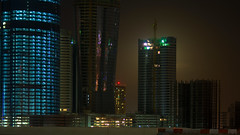 Al Reem (engine9.ru) Tags: sky architecture night abudhabi abu dhabi skyscrapper koyaanisqatsi
