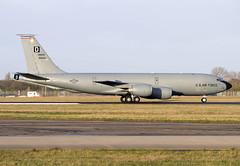 KC-135R 58-0034 CLOFTING IMG_1307+ (Chris Lofting) Tags: boeing usaf tanker mildenhall kc135 kc135r egun 100arw c135 580034