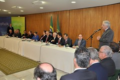 """Lideranças do PSD manifestam apoio a Dilma Rousseff • <a style=""""font-size:0.8em;"""" href=""""http://www.flickr.com/photos/60774784@N04/15532861899/"""" target=""""_blank"""">View on Flickr</a>"""
