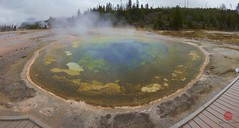 Beauty Pool, Yellowstone National Park (Mark Kaletka) Tags: nationalpark yellowstonenationalpark yellowstone hotspring bacteria beautypool thermophilic