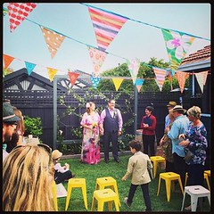 "Regan & Simon surprise their party guests with a wedding! • <a style=""font-size:0.8em;"" href=""http://www.flickr.com/photos/21623077@N04/15560977378/"" target=""_blank"">View on Flickr</a>"