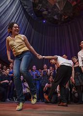 Lindy Hop at the Chalet du Lac in Paris (Eric Esquivel) Tags: paris dance dancing jazz social swing lindyhop socialdancing