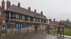 Rainy York