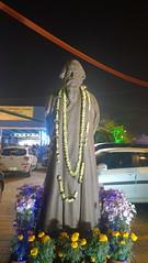 Statue of Rabindra Nath Tagore (Kunal-Chowdhury) Tags: nokia flickr kolkata mela lumia bidhannagar instagram lumia1020 lumia1020photography shotonmylumia bidhannagarmela pixotic karunamayee