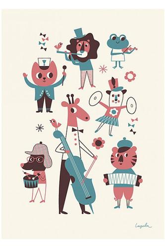 Affiche Orchestra