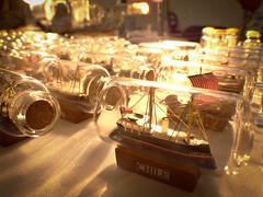 Vessel in a Bottle... (Dream Scratcher) Tags: 30 sony hx dsc