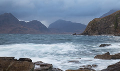 View from Elgol to the Black Cuillin mountains (Czech Conroy) Tags: skye canon landscape scotland 2014 cuillin elgol blackcuillin