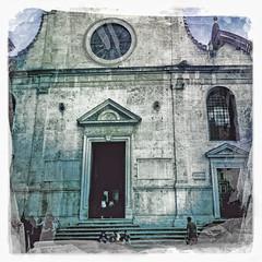 The Basilica of Santa Maria del Popolo.. Rome series