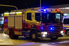 20141110-_MG_2509 (NSW Emergency Vehicles) Tags: ford highway accident police falcon patrol photoj mva scania pumper xr6 frnsw