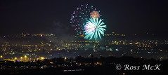 Fireworks 3 (Rossco156433) Tags: scotland display fireworks guyfawkes kilmarnock bonfirenight ayrshire eastayrshire