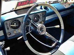 1963 Studebaker Lark (robtm2010) Tags: auto eastprovidence usa car sedan automobile newengland rhodeisland vehicle studebaker lark 1963 iphone5c