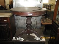 Round Table (Leo Cloma) Tags: furniture antique philippines manila antiques cloma