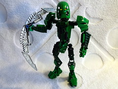 Lekia, Toa of Air (ChocolateFrogs) Tags: team lego elements bionicle toa moc toateam